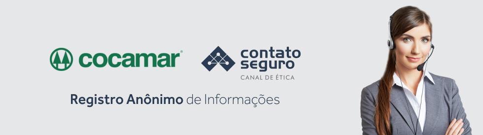 Cocamar Cooperativa Agroindustrial e Contato Seguro