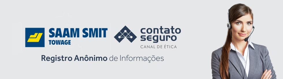 SAAM SMIT Brasil e Contato Seguro