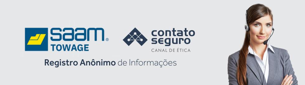 SAAM TOWAGE Brasil e Contato Seguro